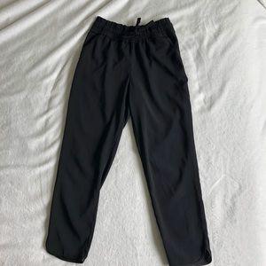 Zara Stretch Waist Flowy Pants